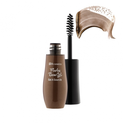 BH Cosmetics - Flawless Brow Gel - Dark Brown