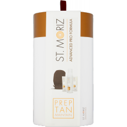 St. Moriz Advanced Pro Prep, Tan & Maintain Collection