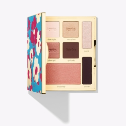 Tarte - Happy girls shine brighter - paleta na oči a tváře